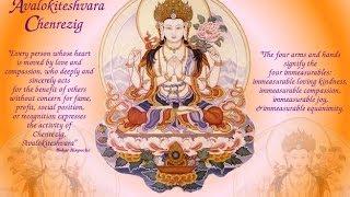 chenrezig om mani peme hung celebrating hh dalai lama s 79th birthday