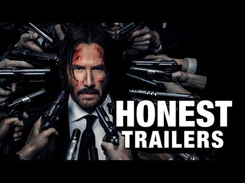 John Wick 2 & 3 - Upřímné trailery