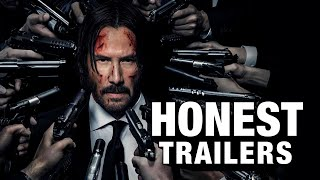 Honest Trailers | John Wick: Chapter 2 & Chapter 3 - Parabellum