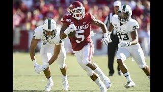 "Rakeem ""The Dream"" Boyd 2019 Arkansas Highlights"