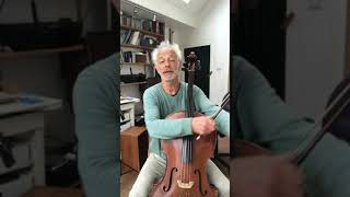 Cello with Timothy Kraemer - Jaws theme for beginner and pre-grade 1
