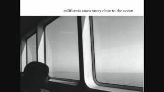 brook lune---California Snow Story