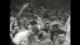 Fighting Racism College Basketball Finals (History's Playlist)-Sports
