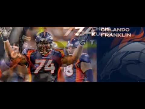 Denver Broncos 2012 roster