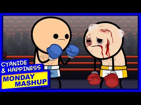Punching Solves Everything | Cyanide & Happiness Monday Mashup