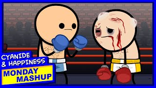 Punching Solves Everything | Cyanide & Happiness Monday Mashup