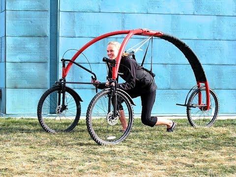 8 UNUSUAL BICYCLES YOU NEED TO SEE   अंजीबो गरिब साइकिल