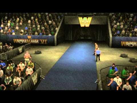 WWE 2K14: RANDY ORTON VS JOHN CENA - I...