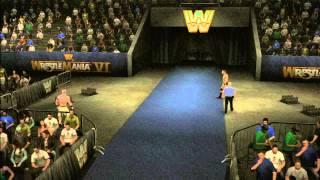 WWE 2K14: RANDY ORTON VS JOHN CENA - I QUIT MATCH