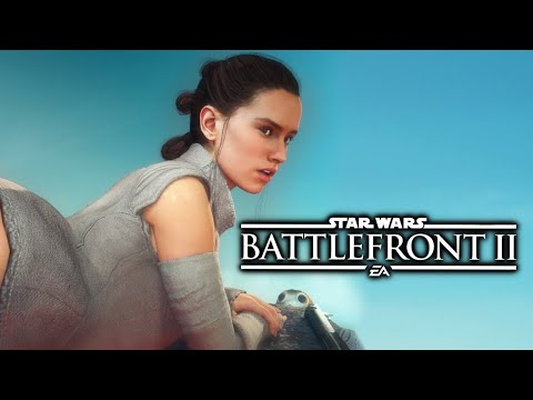 Star Wars Battlefront 2- Funny Moments #43 REYLO