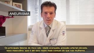 Aneurisma de Aorta Abdominal - Inspeção e Palpação.