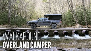 Built 4 Adventure - Walkaround: Overland Camper