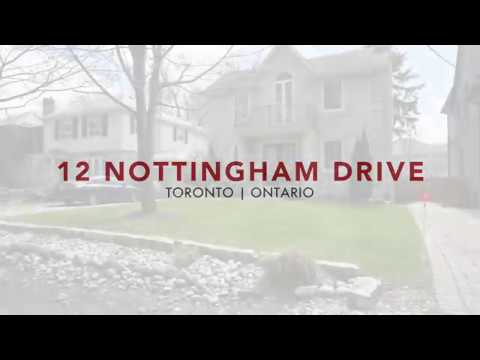 12 Nottingham Drive, Toronto, Ontario