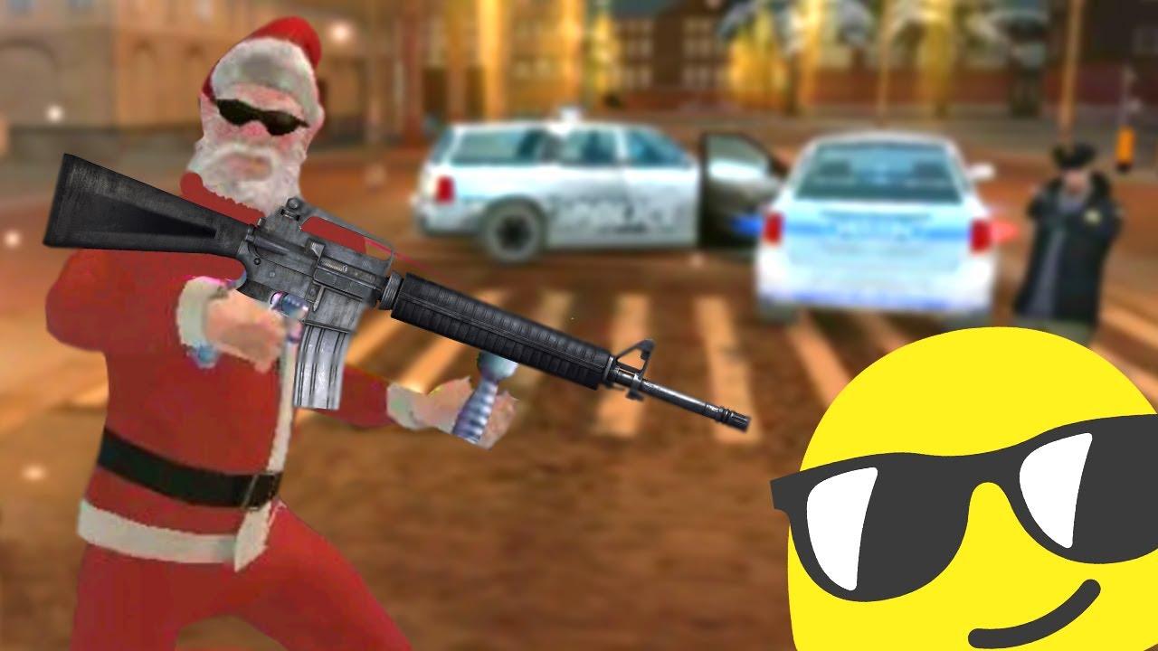 Grand Theft Auto Santa Claus   Hecho por Rockstar Games