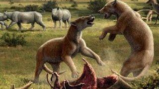Доисторические хищники — Челюсти как бритва (Документальные фильмы, передачи HD)