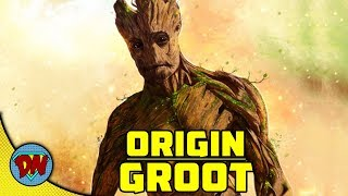 Who is Groot   Marvel Character   Explained in Hindi