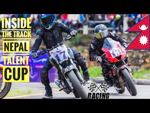 1st Time in Racing Track    Nepal Talent Cup 2019