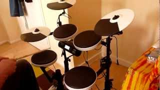 Guess Who feat deMoga - Tot mai sus (drum cover)