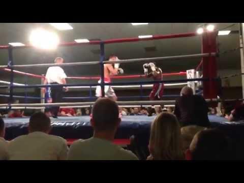 Leigh Wood TKO Mubiru Round 3, 1 min & 6 seconds
