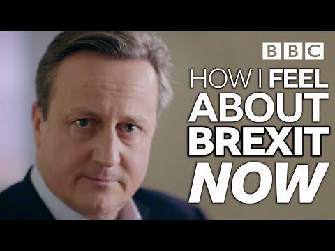 David Cameron finally breaks his silence on Brexit referendum - BBC