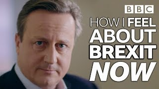 David Cameron finally breaks his silence on Brexit referendum - BBC
