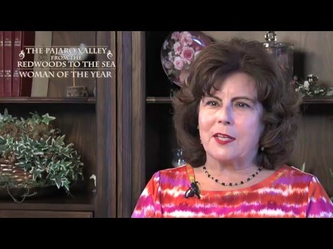 Pajaro Valley Chamber of Commerce and Agriculture Woman of the Year 2015 Lupe Flores