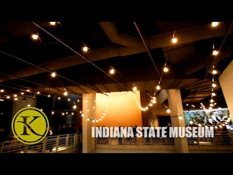 Indiana State Museum Weddings with Kahn