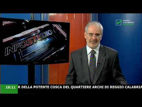 InfoStudio il telegiornale della Calabria notizie e approfondimenti -  07 Luglio 2021 ore 19.10