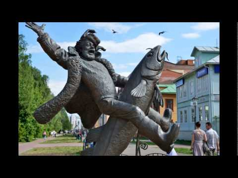 Arkhangelsk - Russia. HD Travel.