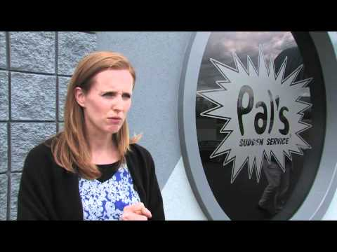 Dr. Rebecca Morlando, Manufacturing Director of 3M, shares about her training at Pal's BEI