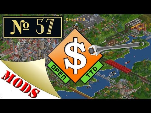 Let's play OpenTTD #57 - Molding pieces into one