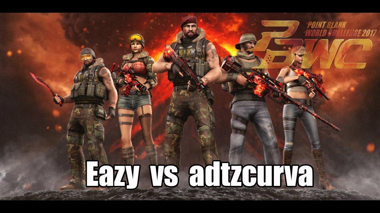Eazy VS adtzcurva