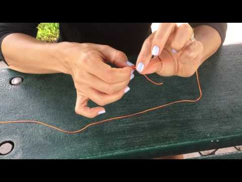Fly Fishing Knots Series: Non-Slip Loop Knot