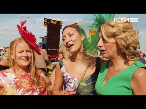 Highlights from Ladies' Day 2017 at Beverley Racecourse