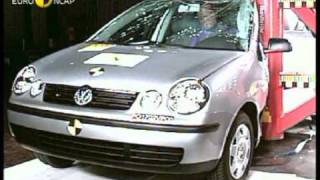 Euro NCAP | VW Polo | 2002 | Crash test