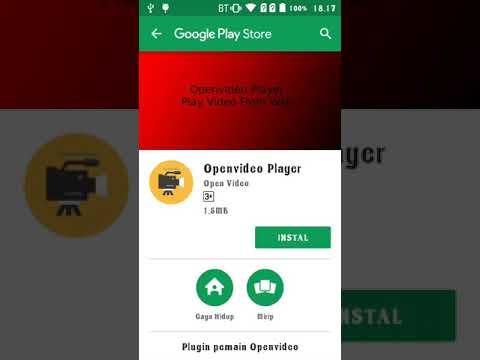 Cara Download dan Streaming LK21 di Android - Openvideo Tutorial