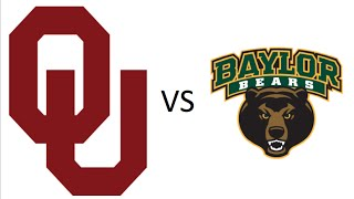 Oklahoma Highlights vs Baylor 11/14/15 (HD)