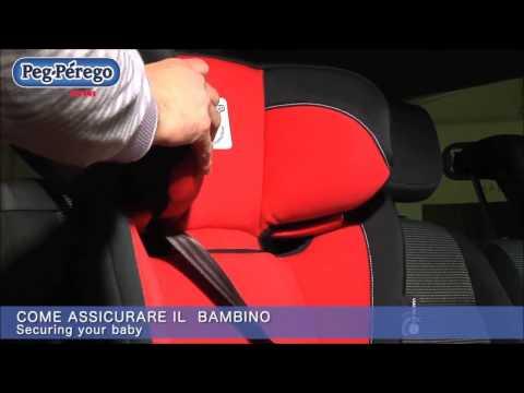 детское кресло Peg Perego Viaggio 2 3 Surefix