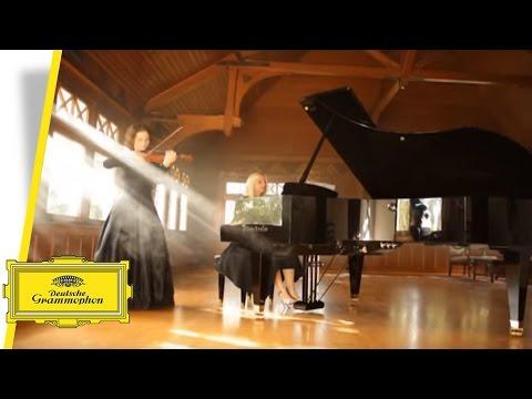 Hilary Hahn - Charles Ives: Four Sonatas - Sonata No. 4 - 1st mvt., allegro (Official Video)