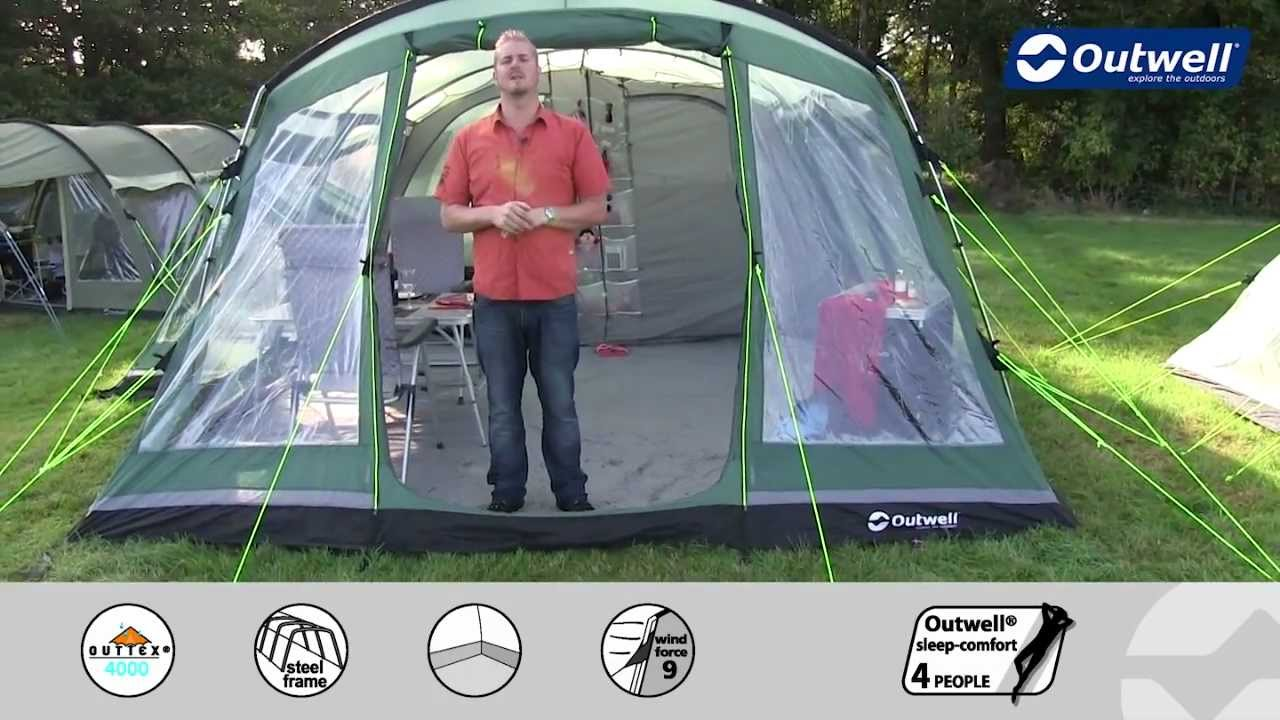 & Outwell Tent Montana 6 (2013 model) - YouTube