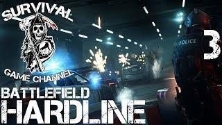 Battlefield: Hardline Beta На Русском #3 — КОМАНДНАЯ СТРАТЕГИЯ