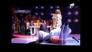 "Dan Helciug & Steven Tyler   ""Te cunosc de undeva"" ANTENA 1 Romania"