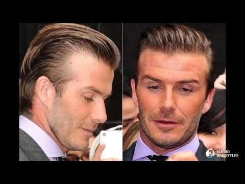 david beckam hair styles david beckham hair all hairstyles through the years 5422