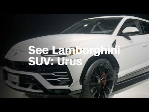 Download Youtube: Urus is the first family-friendly Lamborghini