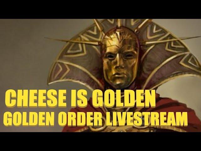 Golden Order Legendary Livestream