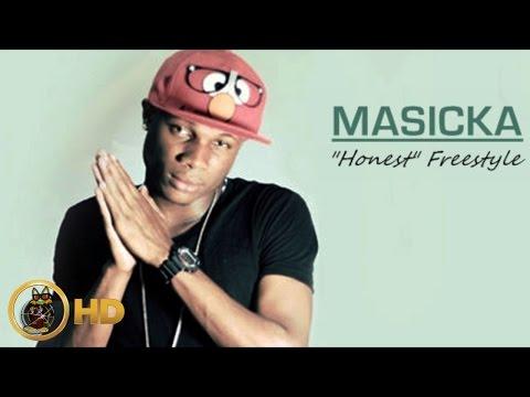 Masicka - Honest Freestyle - March 2014