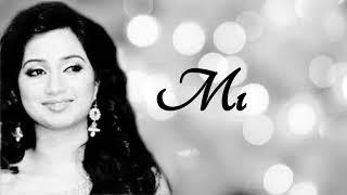 Suna Suna Lamha Lamha (LYRICS) [ENGLISH SUBTITLE] - Shreya Ghoshal | Bepanah Pyaar Hai Aaja