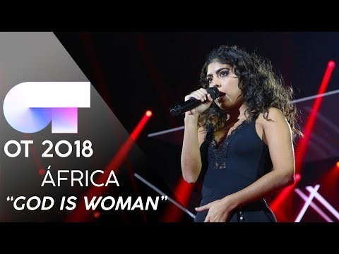 """GOD IS A WOMAN"" - ÁFRICA | Gala 3 | OT 2018"