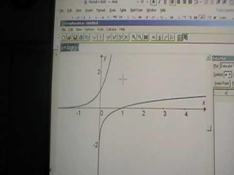 Graphmatica Part III: Piecewise, Trigonometric, And Polar Graphs