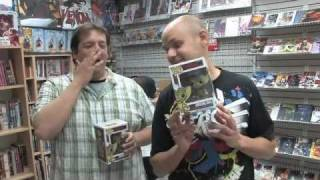 UNBOXING WEDNESDAYS Episode 033 - At Stadium Comics